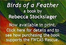 Click here for details about Birds of a Feather.